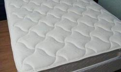 MARCH CLEARANCE OF ALL SIZE MATTRESSES STARTING AT $195 FOR SINGLE, $235 DOUBLE, $265 QUEEN, $325 KING. THESE ARE BRAND NEW IN PLASTIC. CANADIAN MANUFACTURED IN VANCOUVER. PRICES ARE FOR MATTRESS ONLY. CALL 250 816-0545