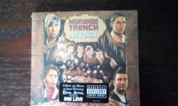 Marianas Trench CD called Astoria. Brand new in original unopened packaging. Bought for my daughter who already had the CD.