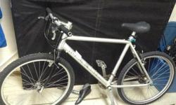 Marin 7005 aluminum alloy men's bike. Note: needs some love. http://maxsold.maxsold.com/auction/1736/item/marin-bike-162666 Come to preview all items on Wednesday February 24, 2016 6PM to 8PM at 15340 104th Ave , Surrey, BC, V3R 1N6 or view catalog and