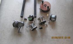 ( NOT COMMERCIAL ) RODS , REELS , LURES , 140 MERCRUISER PARTS , CAVINESS PADDLES $60.PR... RITCHIE COMPASS $65.... SCOTTY ROD HOLDERS $... MANUAL DIAPHRAM BILGE PUMP $40....140 GM OMC LONG BLOCK w/ BELLHOUSING ( 1989 BLOCK & HEAD ARE NOT CRACKED ) FOR