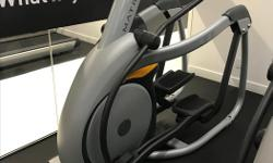 Selling one (1) gently used Matrix A3x Ascent Trainer Elliptical Features: - LED console display with expanded feedback offers intuitive operation - USB port offers charging for most smartphones and tablets - Adjustable incline and resistance for greater