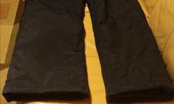 "Men's ski pants size 36-38 ""Alpinetek"". Wearing twice. Grate condition."