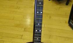 Michigan Tenor Banjo for sale contact Vic 780-433-0138