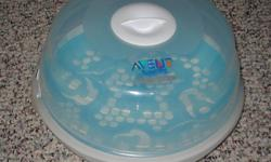 Microwavable Bottle Sterilizer - Great Condition   $10.00 OBO