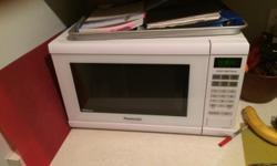 Panosonic microwave -