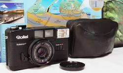 This camera has been babied and well taken care of and is in 100% perfect working condition. It's in immaculate cosmetic condition: there's not a mark, scratch or scuff anywhere on the body of the camera -- it looks like new. Lens is clean and clear... no