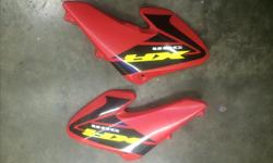 Like the title says, I have a mint seat and shrouds off of an 02 XR50. Will sell separate. Offers welcome.