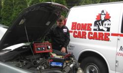 HOME CAR CARE Mobile Automotive Service (since 1993) is a name you can trust for your mobile auto repairs. CAR WON'T START? CALL US FIRST! We use quality parts such as AC Delco batteries and Bosch starters & alternators. We service domestic & import