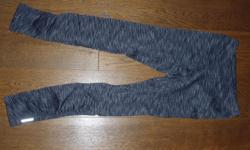 Mondetta and Garage Leggings,great shape, Mondetta leggings(dark grey) with fleece inside size xsmall $15.00, Garage leggings(light grey) size medium $15.00