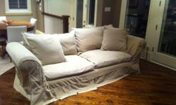 For sale If you'd like to see further information as to where the furniture was bought from, please see the link below. http://www.montauksofa.com/ If interested, call: (416) 873-1157 Thank you!