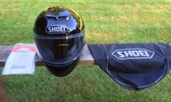 Shoei Brand new price tag still on $449.99 Size Small