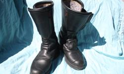 SIDI motorcycle riding boots leather size 40 new $450 asking $200