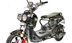The XPD received some upgrades: New LED high output low draw lighting New Sign wave controller 60V operating system. The MOTORINO XPd is a unique electric scooter released in 2011. Having a body and frame styled after the Honda Ruckus, this rugged model