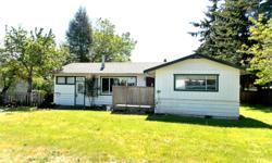 # Bath 1 Sq Ft 1343 MLS 412773 # Bed 3 Move right into this immaculate 3 bedroom rancher. Most of the windows have been upgraded to vinyl and the heat pump is an efficient way to heat this rancher. The secondary heat is a certified wood stove which can