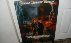 great set of pictures from movies on solid black frames,please phone 250-741-7777 thanks ( price is for the both )
