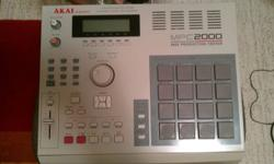 Im getting rid of my MPC2000... anyone who knows anything about hip hop and producing knows that the MPC is a BEAST of a machine and TOP producers such as dr.dre, scott starch, ninth wonder, marco polo.... list goes on and on and on and on. this machine