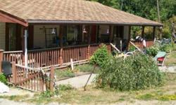 # Bath 2 Sq Ft 1250 MLS 414703 # Bed 2 Private acreage with a great income within walking distance to downtown Errington, just a short drive to Parksville. Long term tenants in place. Specific zoning. Most dwellings separately metered. Low rents which
