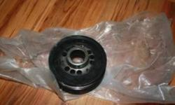 I am selling a used underdrive pulley for the 4.6L V8 3V Engine (2005-2010) Sold my Mustang so no use anymore Pictures are below Email if interested, in excellent shape Asking $100.00 OBO