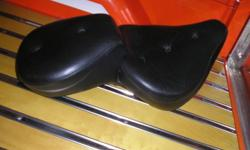 Mustang seat for soft tail 2000 and up