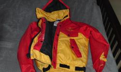 Good quality expensive life jackets - unfortunately stained from dampness. They have been laundered so they are clean. One Man's and one Woman's - both Size Small (34-38) $25 each. More info here: