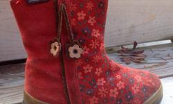 Cute quality made leather boots perfect for the fall in EUC. European size 25 is 8.5 US
