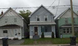# Bath 2 Sq Ft 1200 # Bed 3 A great investment property. Owner has done extensive renovations. Main floor has all new flooring. Freshly painted. Gas furnace 3 years old. Good Tenants. Extra parking off rear lane. Contact Kevin Herriman, 705 946 4151,