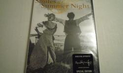 After fifteen films, Ingmar Bergman at last broke through to international audiences with the 1955, Cannes award-winning comedy Smiles of a Summer Night. Set in turn-of-the-century Sweden, the film follows four women and four men during a weekend in the