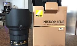 Purchased a few months ago, but finding myself turning to my 50mm more. This is a beauty of a lens. In perfect condition, has never been dropped, no dust. Serious inquiries only please! Retails at Lens and Shutter for $2249 right now. Save yourself