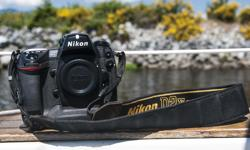 Last and best of the Professional Nikon DX cameras. Still a good backup camera for professional use. Low shutter count, less than 27,000 actuations. 4GB Flash card, 24-85mm Nikon lens, two batteries, charger, manual and Learning book. $650 o.b.o