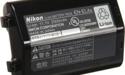 Battery for Nikon MB-D10 grip. Very low usage. I have two batteries for sale Compatible with Nikon D2H, D2Hs, D2X, D2Xs, D3, D3s & D3X digital cameras Compatible with Nikon D300, D300s, and D700 digital cameras when used in the optional BL-3 battery