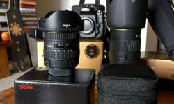 *WILL NOT SELL SEPARATELY* serious inquiries only please. thank you. nikon d300s. very clean with 75k clicks. comes with two batteries, everything in box (manuals, chargers, etc. ) nikon 80-200 f/2.8D af-s - pristine glass and barrel. had it serviced by