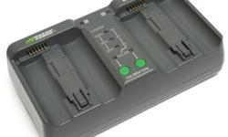 EN-EL18 / EN-EL18a dual battery charger made by Wasabi power, plus Nikon BL-5 grip adapter / battery-chamber cover. New with 3yr warranty and original receipt. https://www.amazon.com/Wasabi-Power-Battery-MH-26aAK-EN-EL18a/dp/B0131NS2XO/