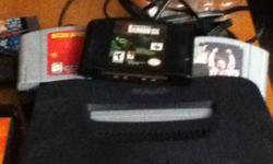 Nintendo 64 runs perfect I'll throw in Mission Impossible, Rainbow Six, and WWF. No controller included if you want more games I'm selling them 10$ each. This ad was posted with the Kijiji Classifieds app.