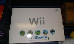 Item: This is a complete in box Nintendo Wii console! Box and console inside are in over all great condition. Comes with everything you need to get going. Console bundles all come with the same package including AV cord, power supply, one controller for