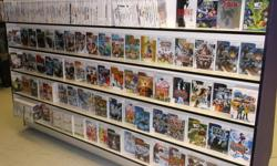 Item: Come down and check us out if you are looking for some new Wii titles! We have a good selection of Wii game currently in stock including many of the great and more popular titles like Zelda, Mario Galaxy, Mario Kart, Smash Bros, Monster Hunter and
