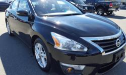 Make Nissan Model Altima Colour Black Trans Automatic kms 65600 Looking for a Fuel efficient Sedan this Nissan Altima SL is what you need !! look no more ! This is a near full Load of goodies NAV - LEATHER - SUNROOF and a ton more !! If you would like