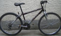 Norco - Mountaineer with 26 inch tires This bike, like all the bikes I have for sale, has been inspected, cleaned and repaired front to back including wheel straightening. You are getting a restored bicycle that should last a long time if properly cared