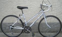 """Norco - small frame road bike with 24"""" tires This bike, like all the bikes I have for sale, has been checked, cleaned and repaired front to back. You are getting a restored bicycle that should last a long time if properly cared for. A sixty day mechanical"""