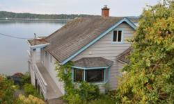 # Bath 1 Sq Ft 1560 MLS 412696 # Bed 2 329 Chemainus Rd Have you always wanted a cottage by the ocean? Well here it is. You can sit on the deck or go down the stairs to the beach. The view is amazing from this waterfront older home in need of some love.