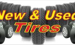 "All tires are brand new. 1- 195/60R15"" Dunlop 99 bucks 4- 185/65R15 Kumho's, 400 takes the set. 4- 195/60R15"" Falken's 500 takes the set. 6- 195/55R15"" Aurora's 125 ea. 1- 205/60R15"" Dean Stinger 99 bucks 2- 205/65R15"" Sigma's 250 takes the pair. 0-"