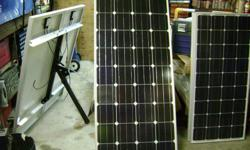 complete solar electric systems for RV and off-grid cabins, everything needed to keep the lights and tv on anywhere you are. Pkg Systems with panels cables and controllers. easy installation, all plug and play, tech support for your questions included.