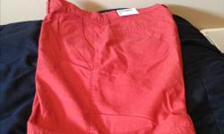 Never been worn. Tags still on. Old Navy Mens shorts. Size 32. Burnt orange colour