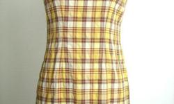 """Old Navy - Sleeveless Mini Dress - 72% rayon, 28% nylon - size 4, bust: 36"""", length: 31-1/2"""" - in excellent condition - $10 firm"""