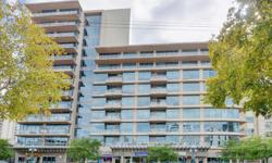 """# Bath 1 Sq Ft 600 MLS 369894 # Bed 1 This is your opportunity to enjoy the very best of downtown living! This one bedroom, 6th floor Condo in the """"Wave"""" offers magnificent city views. The steel & concrete constructed building offers secured underground"""
