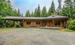 # Bath 3 Sq Ft 4636 MLS 413597 # Bed 5 One of a kind, Custom Built log home located on a private, 2.6 acre property nestled in beautiful Saltair. Boasting 5 bedrooms and 3 bathrooms, with a ton of entertaining space both inside and out, this home has it