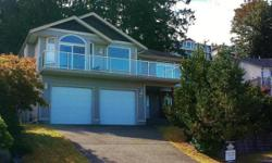 # Bath 3 Sq Ft 2460 MLS 414646 # Bed 4 Open Saturday Sept. 17th 11 - 1pm. 5401 Leslie Cres. ( N. Nanaimo ) Amazing ocean & mountain view home in North Nanaimo. Original owner home meticulously maintained with 4 bedrooms & den, and 3 full bathrooms with