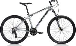 The Opus Sonar 2.0 is a hardtail mountain bike, offering good quality for a great price. This bike is suitable for cross-country trail riding, and is surprisingly lightweight for an inexpensive mountain bike. Opus is a Canadian company, and assembles many