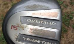 Orlimar 5 Wood graphite shaft