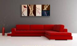 Here you will find ORIGINAL MODERN ABSTACT PAINTINGS that you will never find anywhere. They are created from my own form of expression. Every piece are painted on stretched back wrapped canvases. Glossy varnish is applied to make these painting last and
