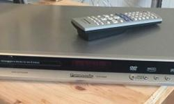 Panasonic DVD/CD player for sale. Great condition, I'm just not using it anymore. Model DVD-S42. Comes with the user manual and remote. Located near Jubilee hospital.